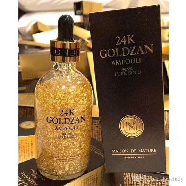 Serum dưỡng da vàng 24k goldzan - 2861801 , 1132867857 , 322_1132867857 , 150000 , Serum-duong-da-vang-24k-goldzan-322_1132867857 , shopee.vn , Serum dưỡng da vàng 24k goldzan
