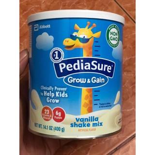 Sữa Pediasure Grow & Gian Mỹ vị VanI 400g