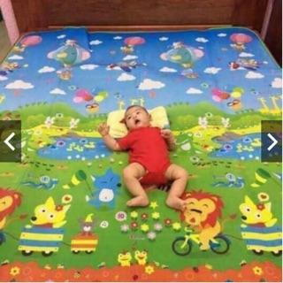 Thảm xốp 2 mặt maboshi nhiều cỡ, nhiều màu