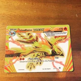 Thẻ bài Pokemon Golden – Talonflame