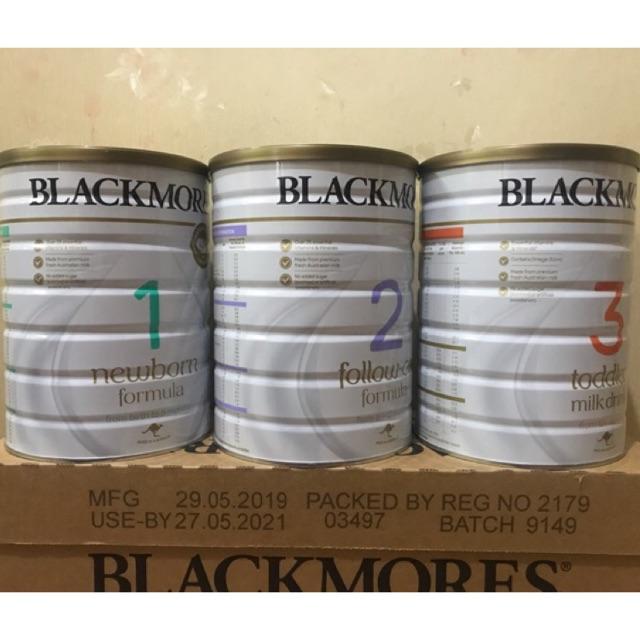 Sữa Blackmores Số 1.2.3 900g date t/52023