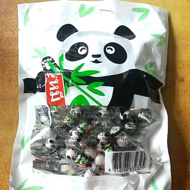Kẹo socola gấu trúc Thái Lan gói 300G