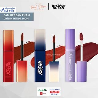 Son Merzy Son Kem Lì Merzy The First Velvet Tint version 3 - Merzy Dreamy Late Night Mellow Tint thumbnail