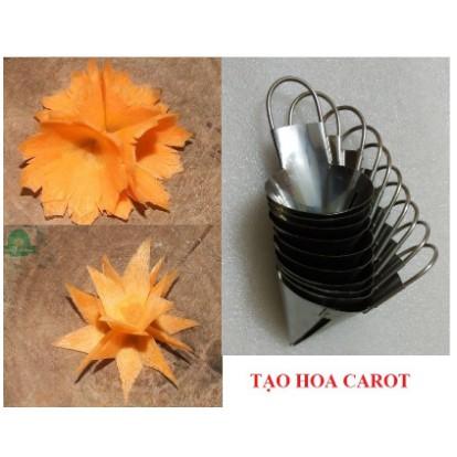 Dụng cụ cắt tỉa hoa carot đẽ dàng và nhanh gọn