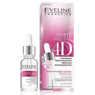 Serum dươ ng tră ng va gia m sa m na m da Eveline white prestige 4D 18ml