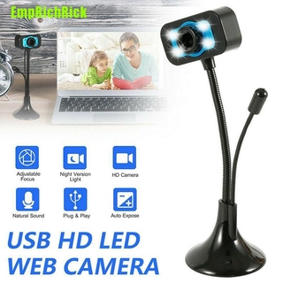 Webcam Kết Nối Máy Tính Kèm Bộ Phụ Kiện thumbnail