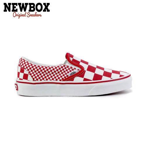 Giày Vans Slip-On Mix Checker SKU: VN0A38F7VK5
