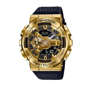 Đồng Hồ Nam Casio G-Shock GM-110G-1A9DR Chính Hãng - Dây Nhựa G-Shock GM-110G-1A9 Gold Metal thumbnail