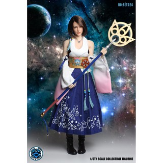 [Order] SUPER DUCK SET 024 – Yuna Final Fantasy X + Body Phicen S04B S10D