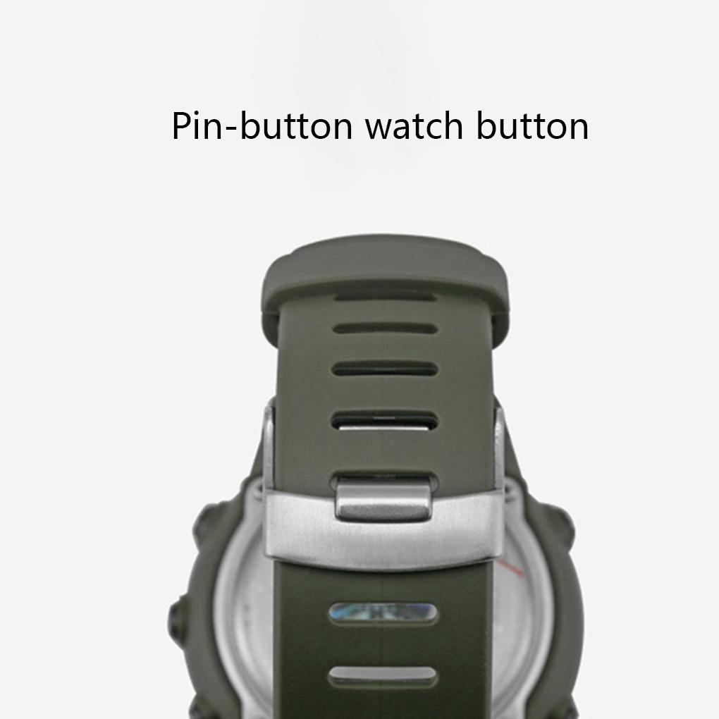 Đồng Hồ Điện Tử Chống Nước 50m Kết Nối Bluetooth Cho Nam