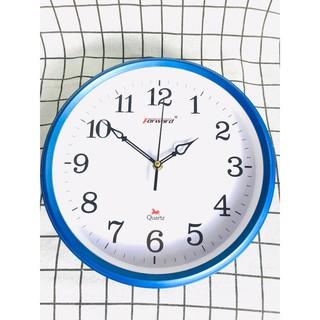 Đồng hồ treo tường Forward (P135)   30cm (xanh)