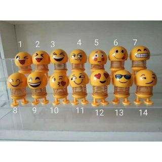 Emoji Con Lắc Lò Xo đa cảm xúc
