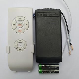 Bộ mạch điều khiển quạt trần từ xa – Remote điều khiển từ xa cho quạt trần MQ01