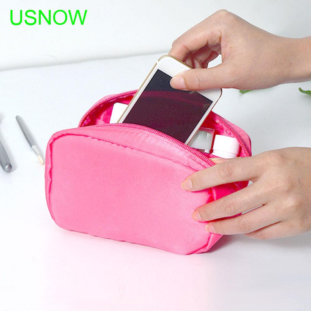 Toiletry Waterproof Makeup Travel Women Cosmetic Bag
