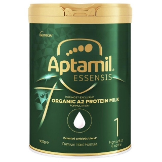 Sữa Aptamil Essensis Organic 900g Úc cho bé
