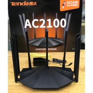 [Giao trong 1h – Hà Nội] Bộ Phát Wifi Tenda AC23 AC7 AC6 7 Ăng Ten 6dbi – Chuẩn AC1200 (Hàng Nhập Khẩu 2020)