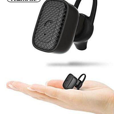 Tai nghe Bluetooth Headset Mini Remax RB-T18 - Chính hãng - Nhỏ gọn - Pin Trâu - 3576147 , 1130299222 , 322_1130299222 , 280000 , Tai-nghe-Bluetooth-Headset-Mini-Remax-RB-T18-Chinh-hang-Nho-gon-Pin-Trau-322_1130299222 , shopee.vn , Tai nghe Bluetooth Headset Mini Remax RB-T18 - Chính hãng - Nhỏ gọn - Pin Trâu