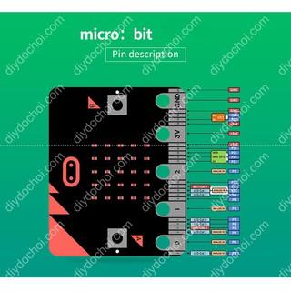 Bộ kít Microbit dạy lập trình ngôn ngữ scratch cho trẻ em