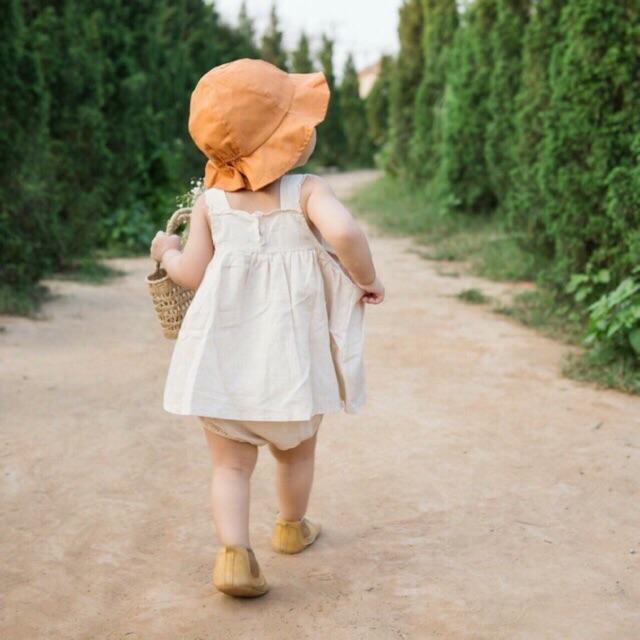 Mũ tai bèo cho bé trai/bé gái