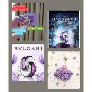 [5ml]Nước hoa Bvlgari Omnia Amethyste thumbnail