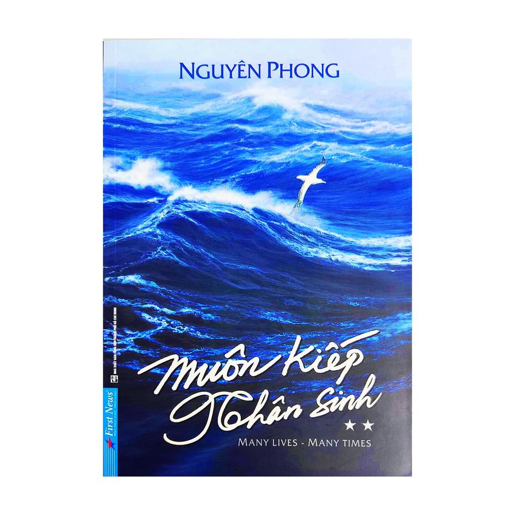 Sách - Muôn Kiếp Nhân Sinh 2 - Many Lives Many Times - Nguyên Phong