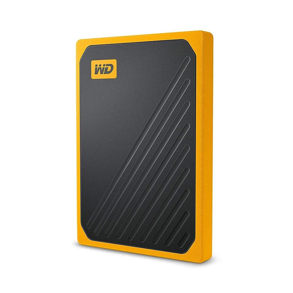 Ổ cứng gắn ngoài 500gb SSD WD My Passport Go USB 3.0 400Mb/s - Hãng phân phối