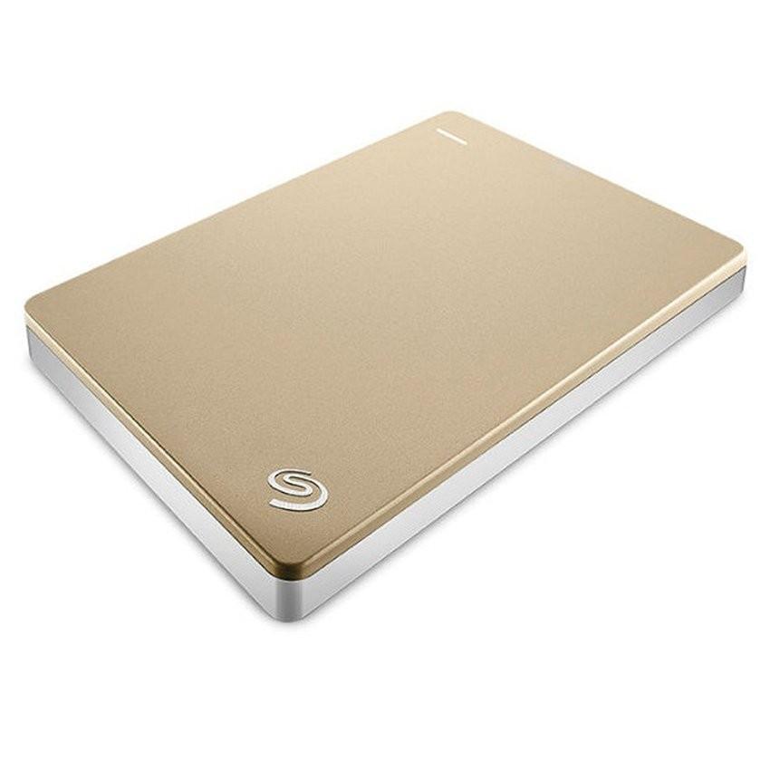 Ổ cứng Seagate Backup Plus Slim 1TB 2.5inch (Vàng kim)