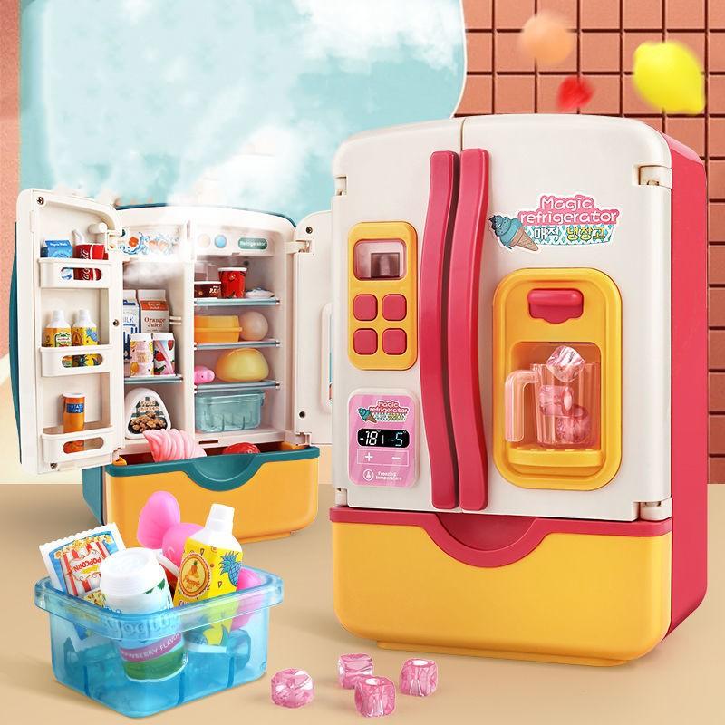 Bộ Đồ Chơi Tủ Lạnh 39 Món Cho Bé