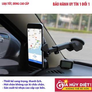 Giá đỡ điện thoại trên ôtô xoay 360 độ- có zoom, độ hít cực chắc