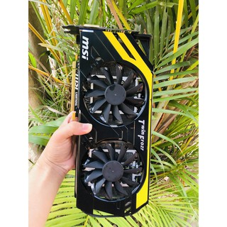Card đồ họa MSI R7970 Lightning BE 3GB 384bit GDDR5