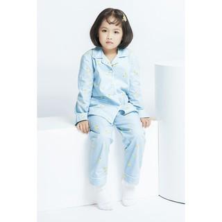IVY moda áo sơ mi bé gái (BỘ) MS 17G0104