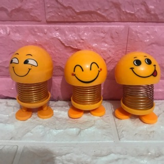 Sỉ từ 50 con thú nhún emoji lò xo vui nhộn
