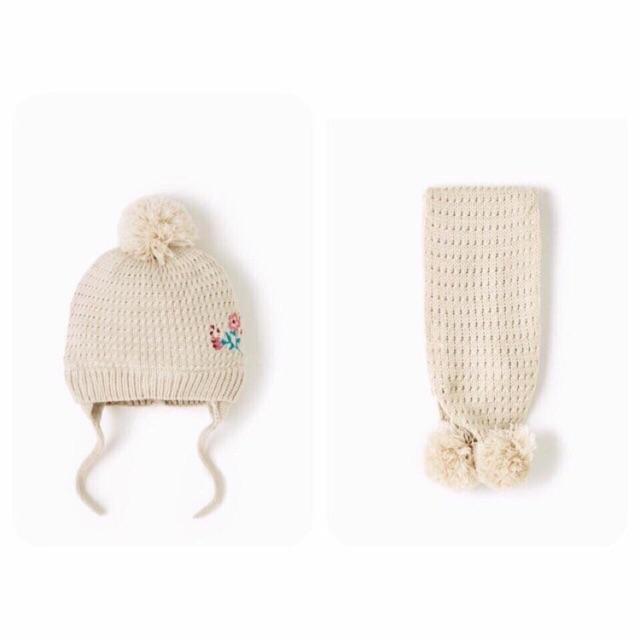 Set Mũ len Zara xuất dư
