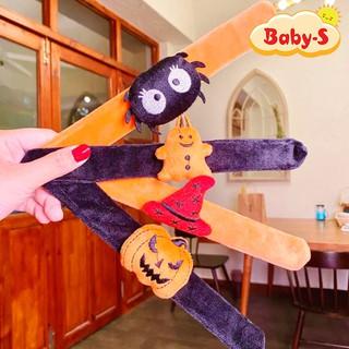 Vòng tay Halloween đa năng sành điệu họa tiết ma quái có thể uốn dẻo phù hợp với mọi độ tuổi Baby-S SHLW002 thumbnail