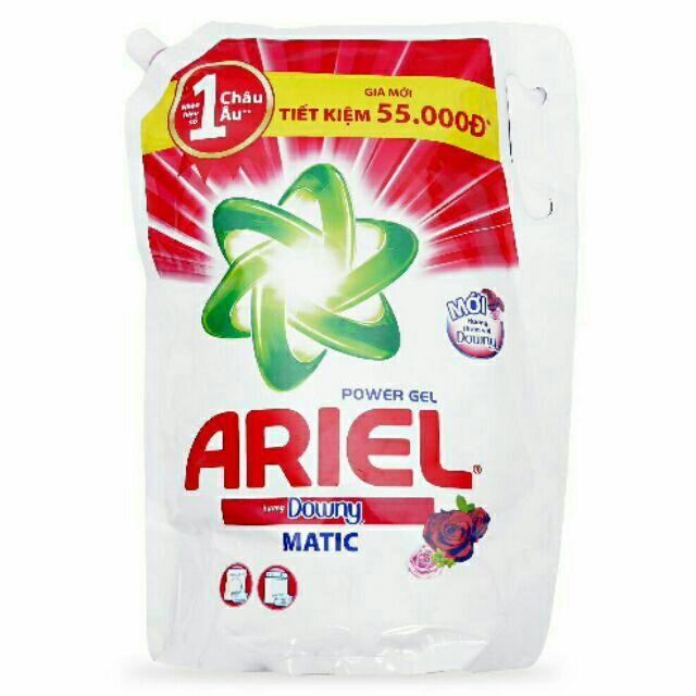 Combo 2túi nước giặt Ariel