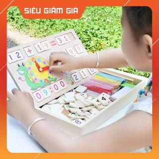 [SALE SỐC] Bảng gỗ toán học thông minh phát triển trí tuệ cho bé [ SP039331] [ƯU ĐÃI TỐI ĐA]