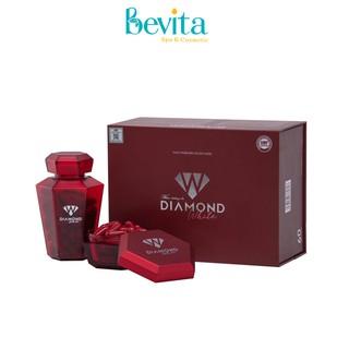 Viên uống trắng da Diamond White 60 viên, phiên bản mới viên uống trắng da Beauty Plus - Bevita thumbnail
