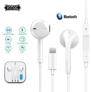 Vitog wired headphones for Apple IPhone 8 7 Plus X XR Max