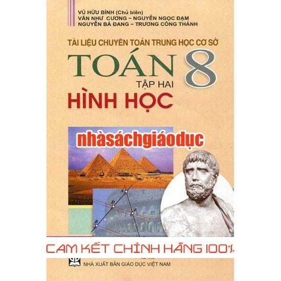 Tài Liệu Chuyên Toán Thcs Toán 8 Hình Học - Tập 2 - 3186065 , 730247470 , 322_730247470 , 42000 , Tai-Lieu-Chuyen-Toan-Thcs-Toan-8-Hinh-Hoc-Tap-2-322_730247470 , shopee.vn , Tài Liệu Chuyên Toán Thcs Toán 8 Hình Học - Tập 2
