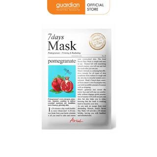 Mặt Nạ Giấy Ariul 7 Days Mask Hương Lư u 20g thumbnail