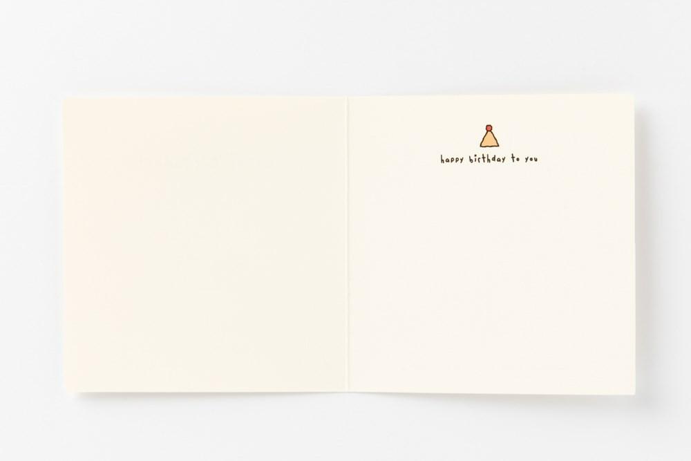 Thiệp Chúc Mừng Sinh Nhật ARTBOX Họa Tiết Bé Gái Đáng Yêu Có Phong Bì Tiện Lợi