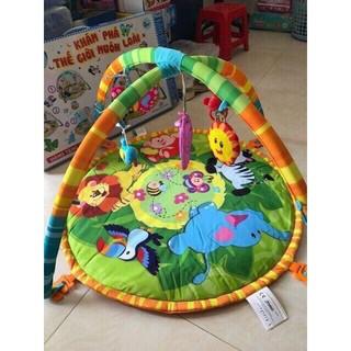 Thảm cho bé nằm chơi Winfun ( Quà tặng từ bỉm Moony)