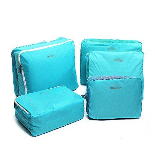 Túi đựng đồ du lịch Bag in Bag 5 in 1