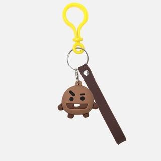 Móc khóa hình nhân vật hoạt hình BT21 BTS dễ thương MA16 thumbnail
