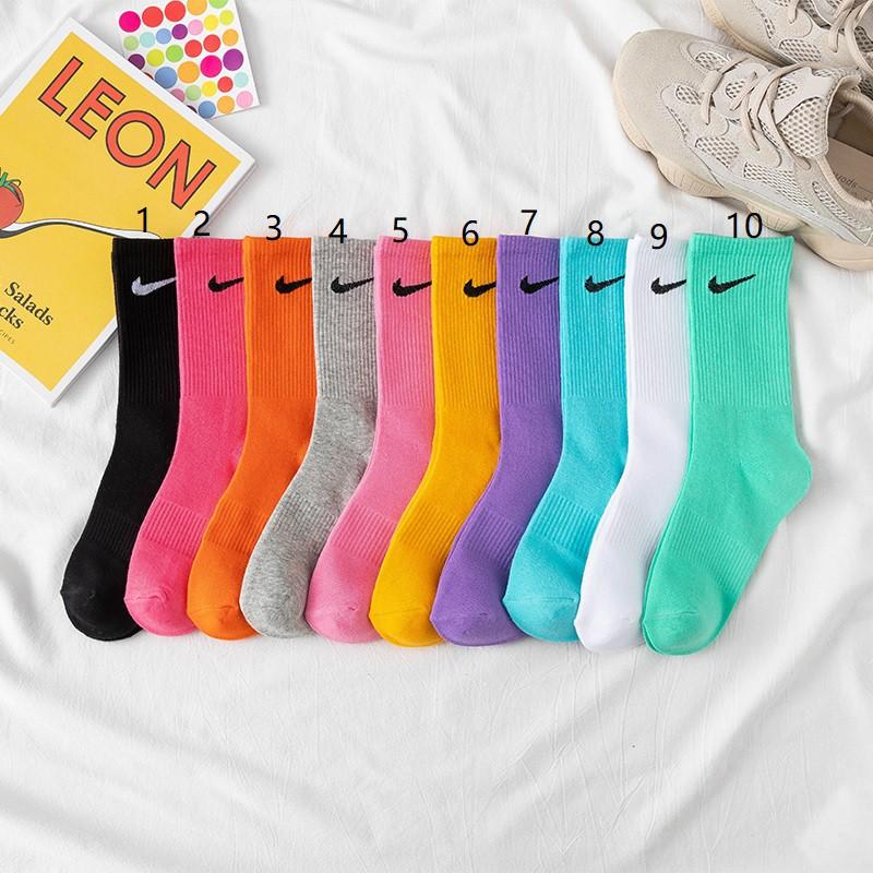 Pure Color Unisex Soft Cotton Ankle Socks Over Ankle Socks