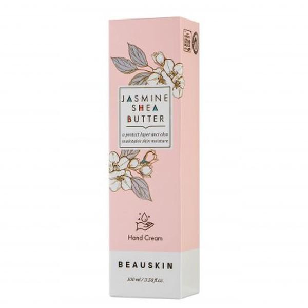 Kem tay] Kem dưỡng Trắng da tay từ hoa nhài Beauskin Jasmine Shea Butter  Hand Cream 100ml- Mẫu mới | Shopee Việt Nam