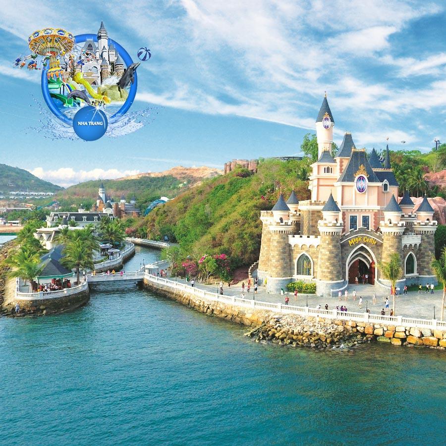 Voucher Nghỉ Dưỡng 2N1Đ phòng Deluxe tại Vinpearl Nha Trang Bay Resort & Villas 5 sao