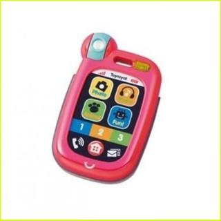 [Siêu Phẩm] Sản phẩm Đồ chơi treo xe đẩy Smartphone hồng