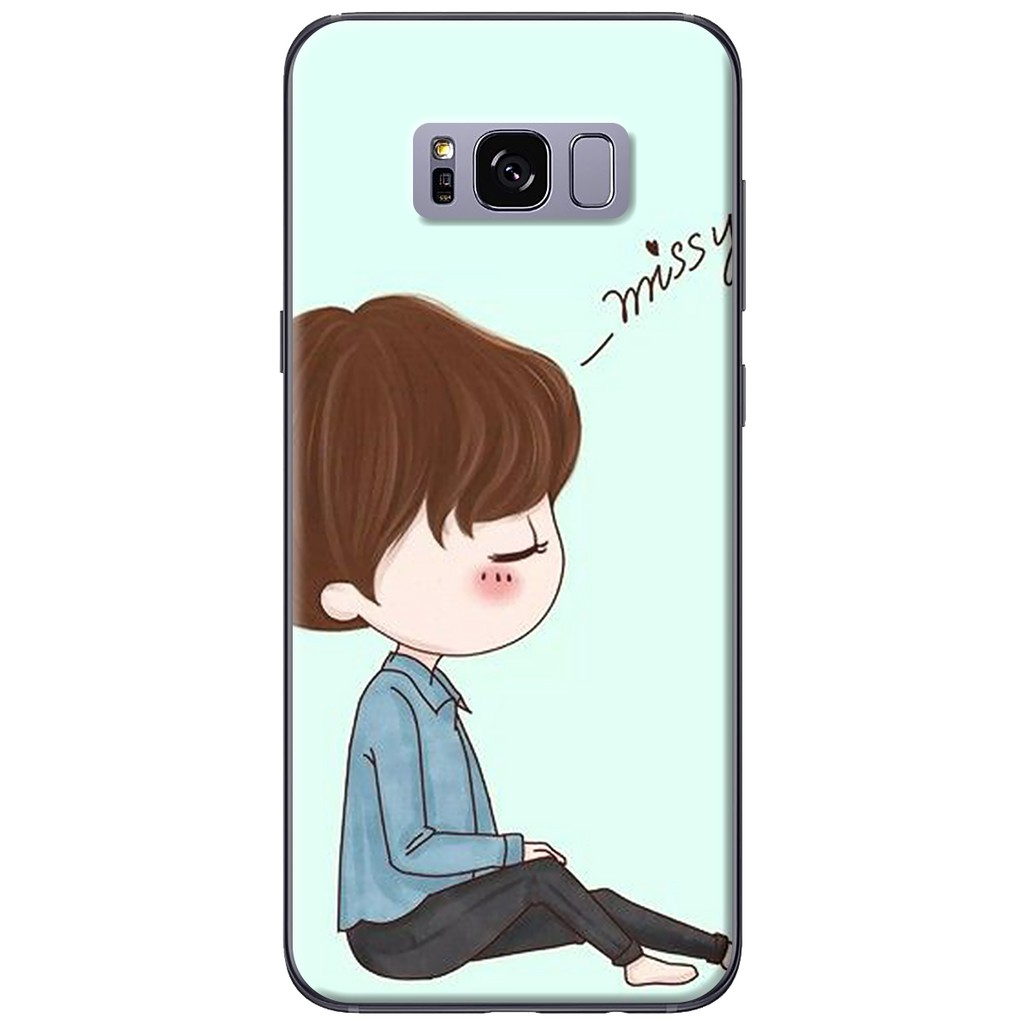 Ốp lưng Samsung S8/S8 plus Anh nhớ em