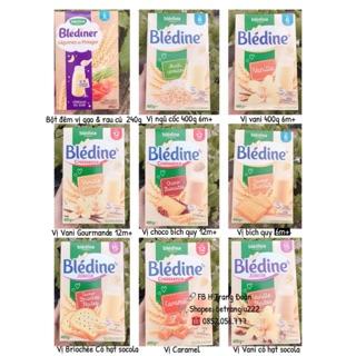 Bột lắc bột pha sữa Blédina cho bé thumbnail